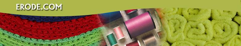Erode, Erode Butter, Erode Hosiery, Erode Textile Industry